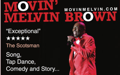 MOVIN' MELVIN BROWN: in London, Ontario